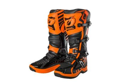 Oneal RMX Orange Black Boots