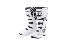 Oneal RMX White Black Boots