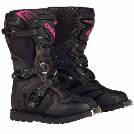 Oneal 2018 Kids Rider Black Pink Boots