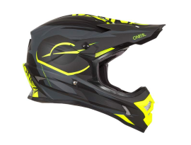 Oneal Youth 2020 3 Series Riff Black Helmet