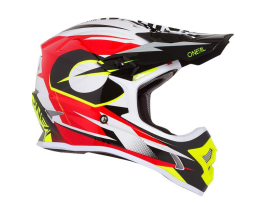 Oneal Youth 2020 3 Series Riff Red Helmet