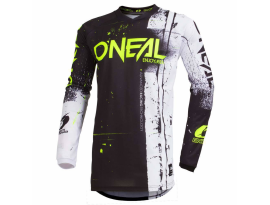 Oneal 2019 Youth Element Shred Black Jersey