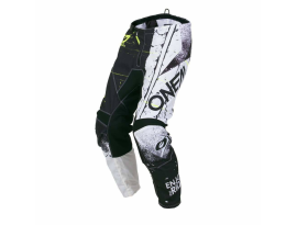 Oneal 2019 Youth Element Shred Black Pants