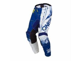 Oneal 2019 Youth Element Shred Blue Pants