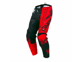 Oneal 2019 Youth Element Shred Red Pants
