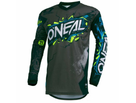 Oneal 2019 Youth Element Villain Grey Jersey