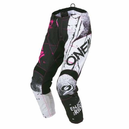 Oneal 2019 Youth Element Shred Pink Pants