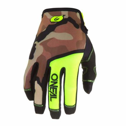 Oneal 2019 Mayhem Ambush Neon Yellow Gloves