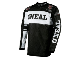 Oneal 2019 Ultra Lite LE '75 Black White Jersey