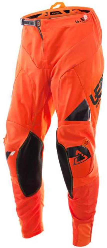 Leatt 2017 GPX 4.5 Orange Black Pants