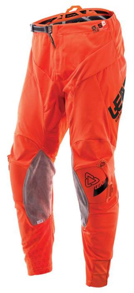 Leatt 2017 GPX 5.5 IKS Orange Black Pants