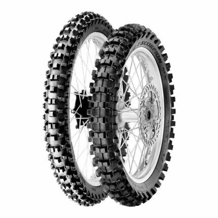 Pirelli Scorpion X-Country Tyre - DOT Approval