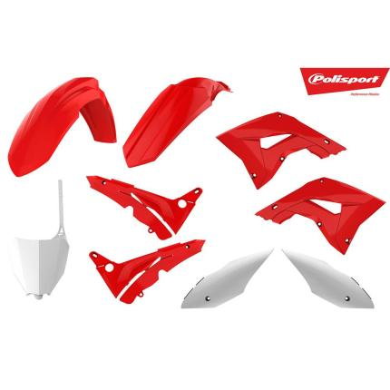 Polisport Full Re-Style Plastic Kit to suit Honda