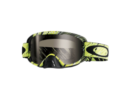 Oakley O2 MX Rain Of Terror Green Yellow