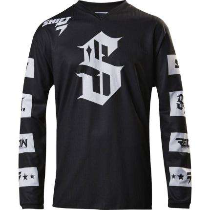 Shift Recon Checkers Jersey 2017