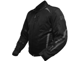 Rjays All Seasons III Black Grey Stout Jacket