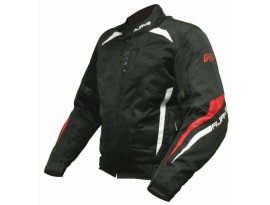 Rjays All Seasons III Black White Red Jacket