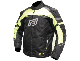 Rjays Stinger 2 Black Hi Viz Jacket