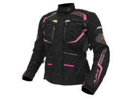 Rjays Voyager V Ladies Black Pink Jacket