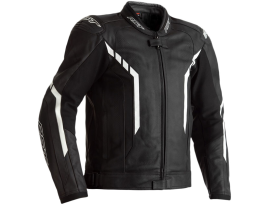 RST Axis CE Sport Leather Black Jacket