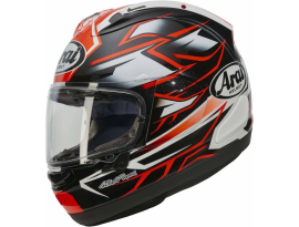 Arai RX-7V Ghost Red Helmet