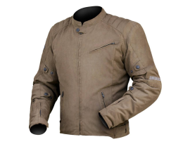 Dririder Scrambler Brown Jacket