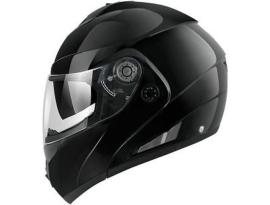Shark Evoline Series 3 Fusion Gloss Black Helmet