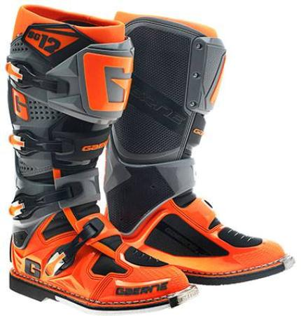 Gaerne SG-12 2017 Limited Edition Boots - Orange