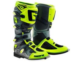 Gaerne SG-12 Boots - Black/Yellow