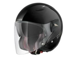 Shark RSJ Openface Gloss Black Helmet