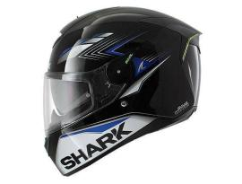 Shark Skwal Matador Black Blue Helmet