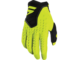 Shift 2020 3lack Label Pro Yellow Gloves