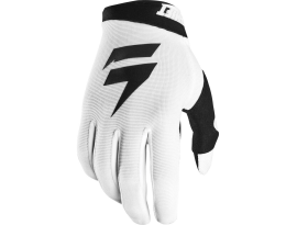 Shift 2020 Whit3 Air White and Black Glove