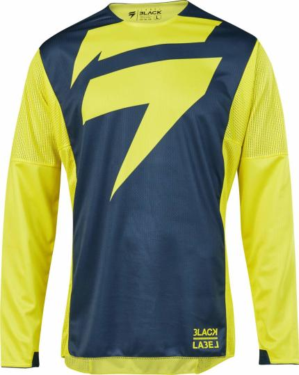Shift 2019 3lack Label Mainline Yellow Jersey