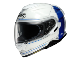 Shoei GT-Air II Crossbar White Helmet