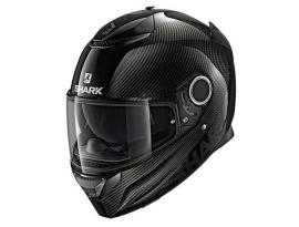 Shark Spartan Carbon Skin Black Helmet