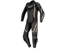 Alpinestars Motegi Stella 1pc Suit Womens Black Red