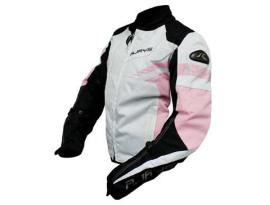 Rjays Stinger Black Pink Ladies Jacket