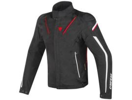 Dainese Stream Line D-Dry Black Grey Red Jacket