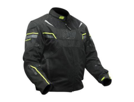 Rjays Swift II Black Hi Vis Ladies Jacket
