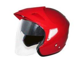 THH T-388 Red Helmet