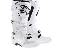 Alpinestars Tech 7 White Boots 2016 - Adult