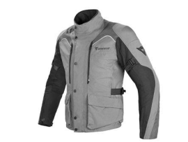 Dainese Tempest D-Dry P65 Black Grey Jacket