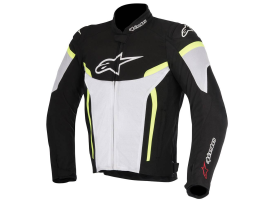 Alpinestars T GP Plus V2 Air Black Fluro Yellow Jacket
