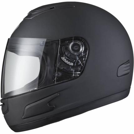 THH TS-31Y Matte Black Road Helmet- Youth