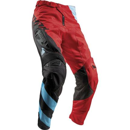 Thor 2018 Fuse Air Rive Red Blue Pants