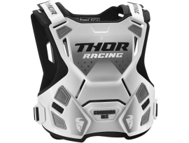 Thor 2018 Guardian MX White Black Protector