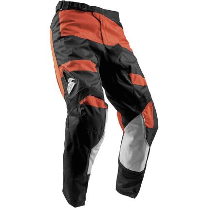 Thor 2018 Pulse Level Red Orange Black Pants
