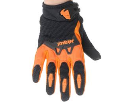 Thor 2017 Spectrum Orange Gloves