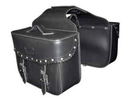 Travel Master Saddlebags with Box Lid